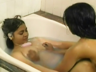 cute young soapy indian teen sex soapy