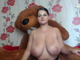 Huge Bulgarian Camgirl bulgarian